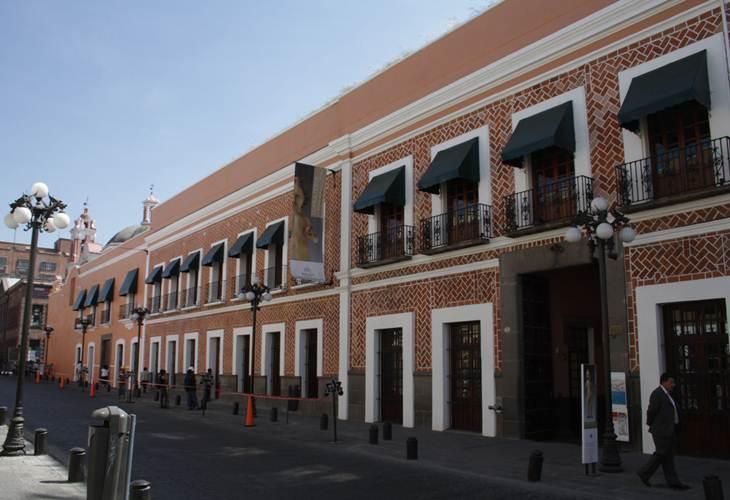 Museo Amparo Cafeteria Museo Amparo Puebla