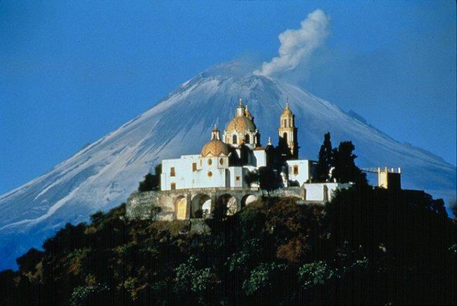 Sitios Turísticos en Puebla
