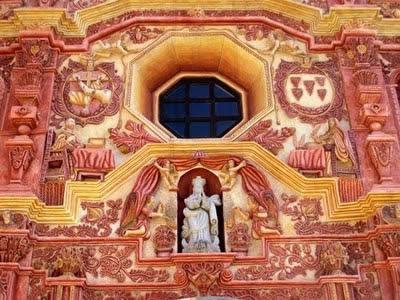Templo de la Purísima Concepción, Querétaro