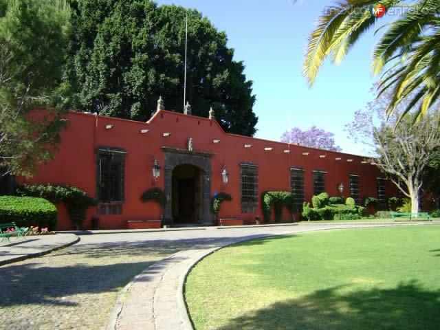 Ex Hacienda de Galindo, Querétaro