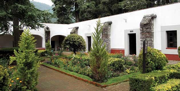 Historia de la Delegación Cuajimalpa, Ciudad de México