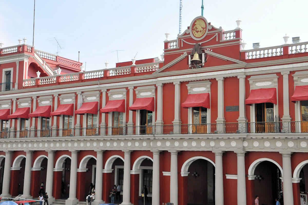 Monumentos Históricos en Veracruz