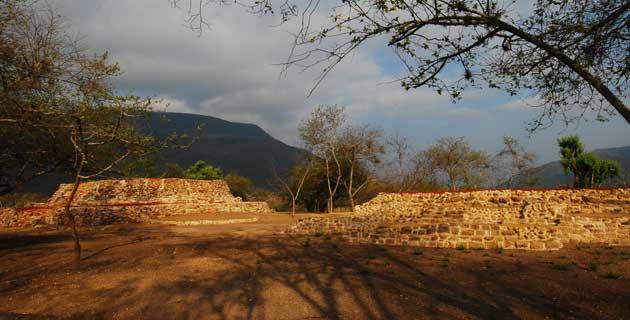 Sitios Arqueológicos en Querétaro