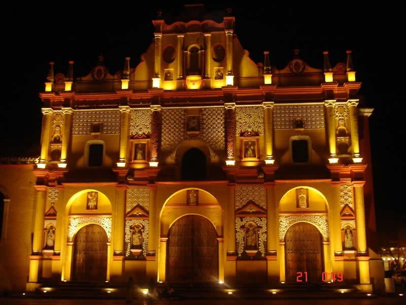 Catedral de San Cristóbal, Chiapas