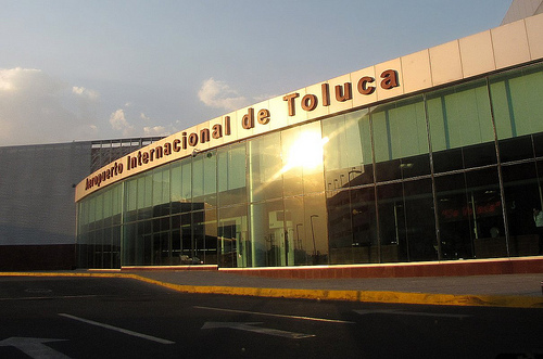Aeropuerto Internacional de Toluca, Estado de México