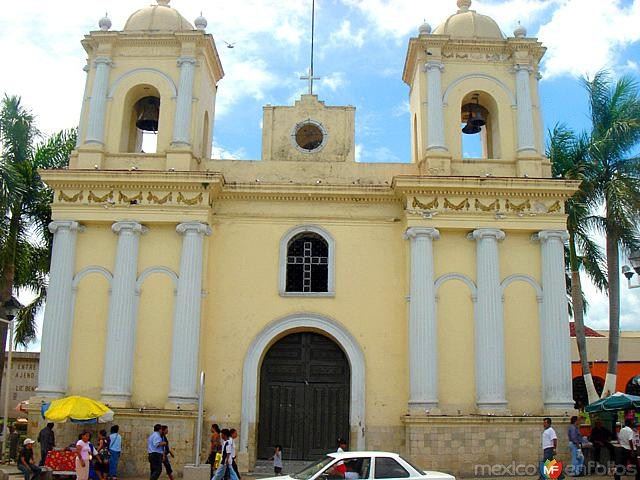 Parroquia de San Agustín, Chiapas