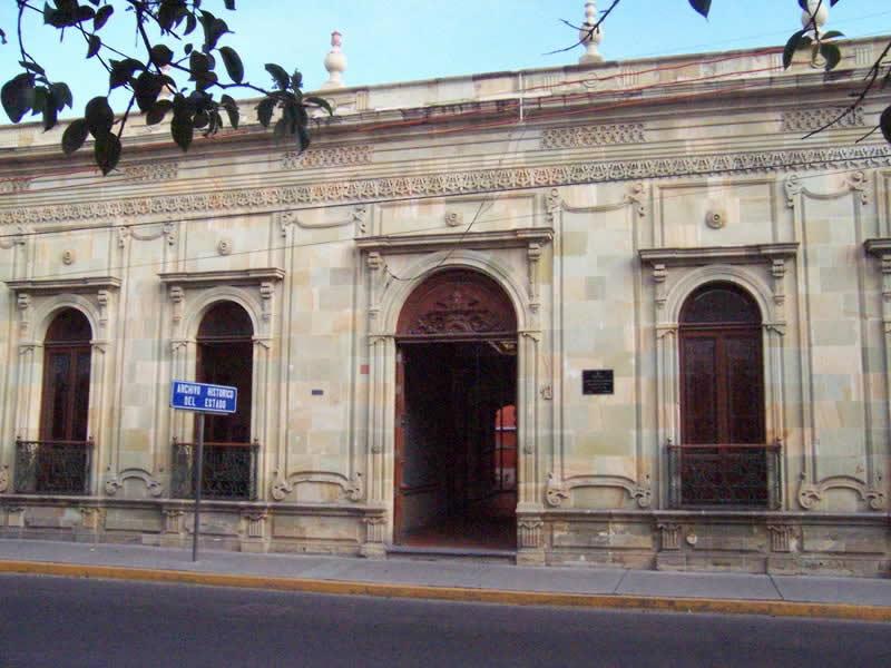 archivo histórico aguascalientes