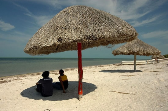 isla arena, campeche