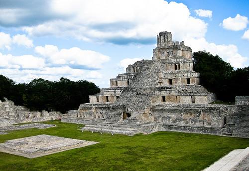 sitios arqueológicos en campeche