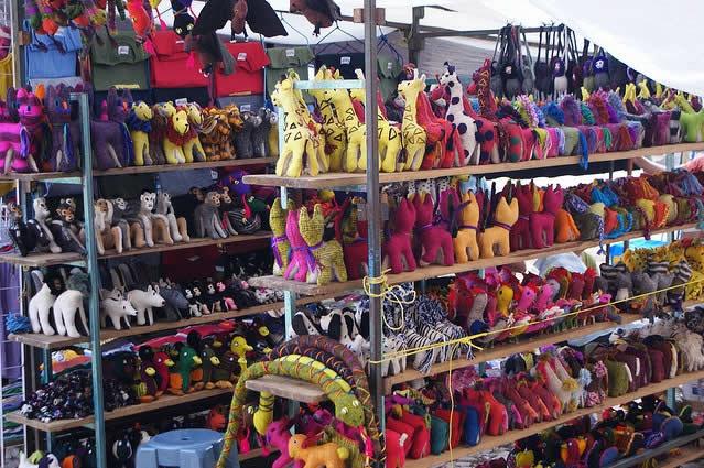 Artesanías de Chiapas