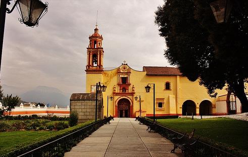 Ayapango, Estado de México