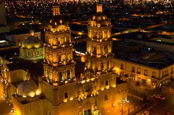 Catedral Basílica Menor, Durango