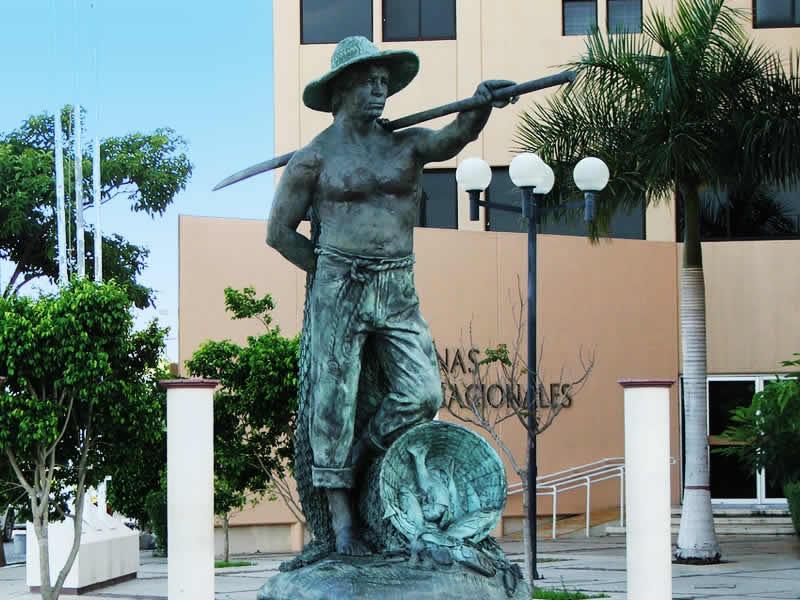 monumentos históricos en campeche