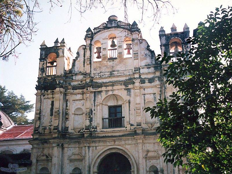 Templo de la Caridad, Chiapas