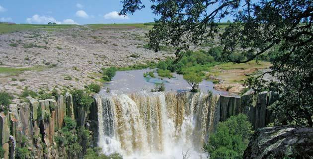 Cascada de Tixhiñú, Estado de México