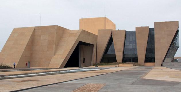 Centro Cultural Mexiquense, Estado de México