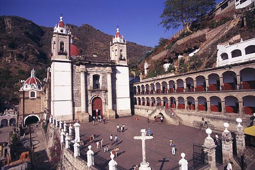 Santuario del Señor de Chalma, Estado de México