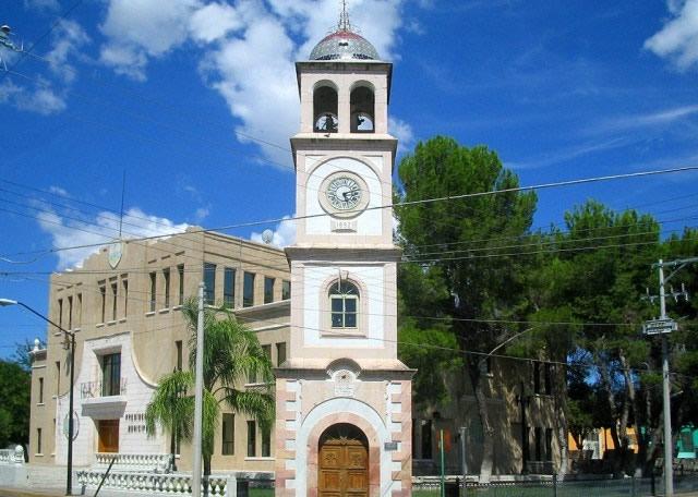 Ciudades y Pueblos en Chihuahua