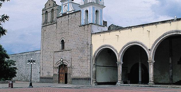Templo de la Purísima Concepción, Estado de México