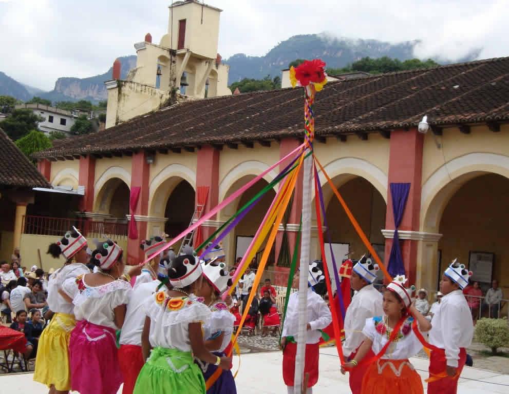 Iglesia de Santo Domingo, Chiapas
