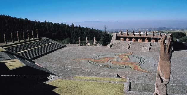 Centro Ceremonial Otomí, Estado de México