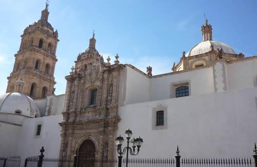 Catedral y Plaza de Armas de Durango