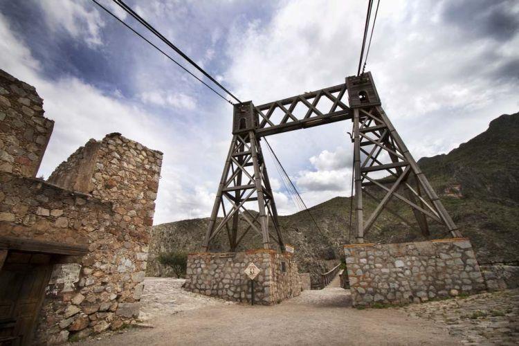 Mina y Puente de Ojuela, Durango