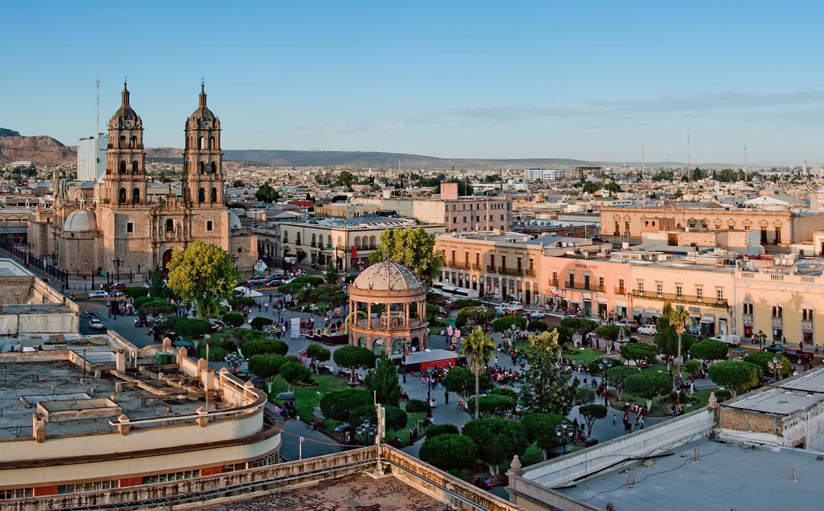 Estados de la rep blica mexicana turimexico for Ciudad santiago villas