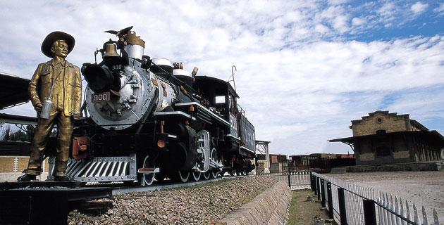 Antigua Estación de Ferrocarril, Durango