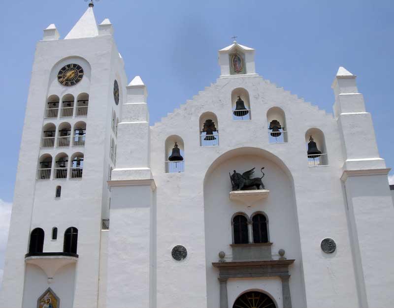 Catedral de San Marcos, Chiapas