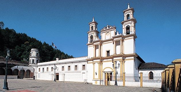 Templo de la Merced, Chiapas
