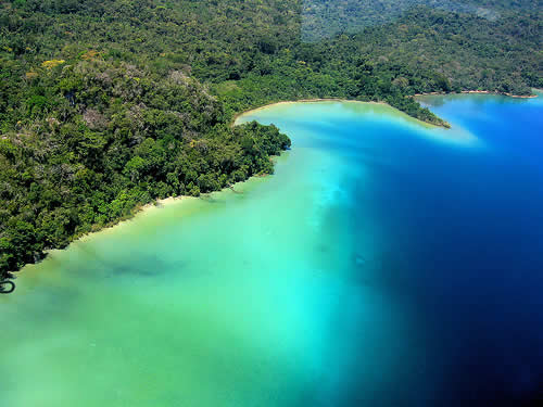 Lacantún y Montes Azules, Chiapas