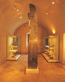 museo de la cultura maya, campeche