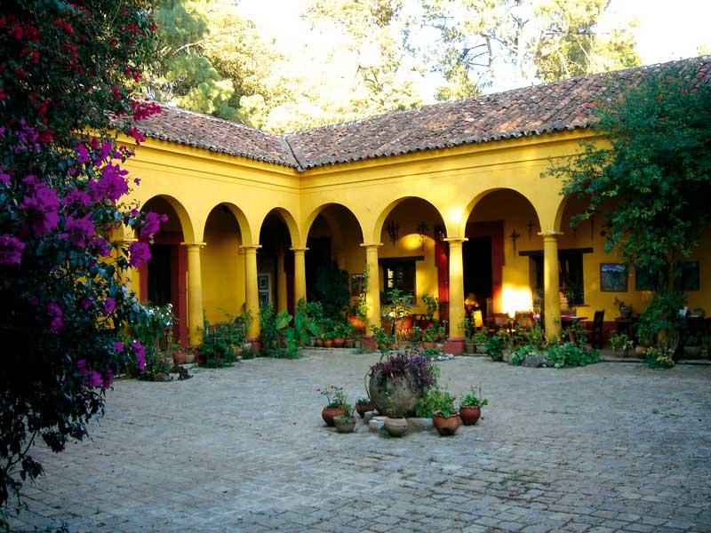 Museo Na Bolom Casa del Jaguar, Chiapas