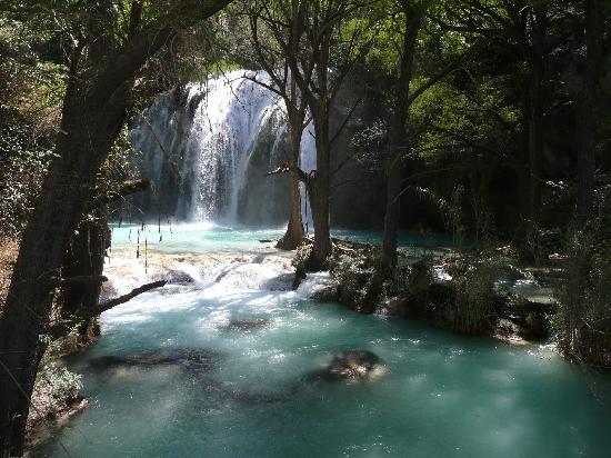 Bellezas Naturales en Chiapas