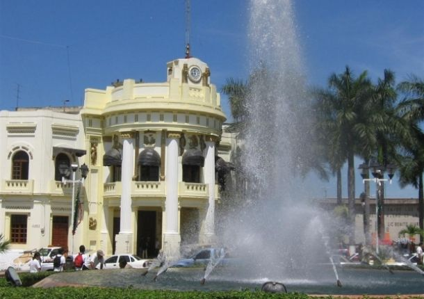 Antiguo Palacio de Gobierno de Tapachula, Chiapas