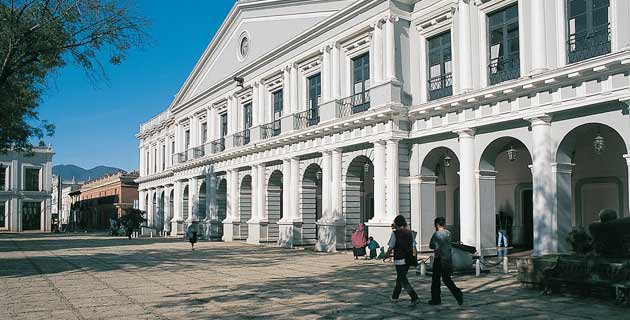 Palacio de Gobierno de San Cristóbal, Chiapas