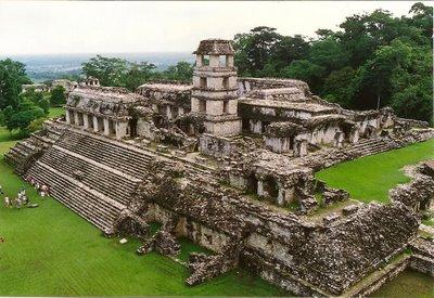 Sitios Arqueológicos en Chiapas