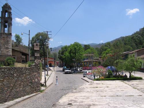 Real de Arriba, Estado de México