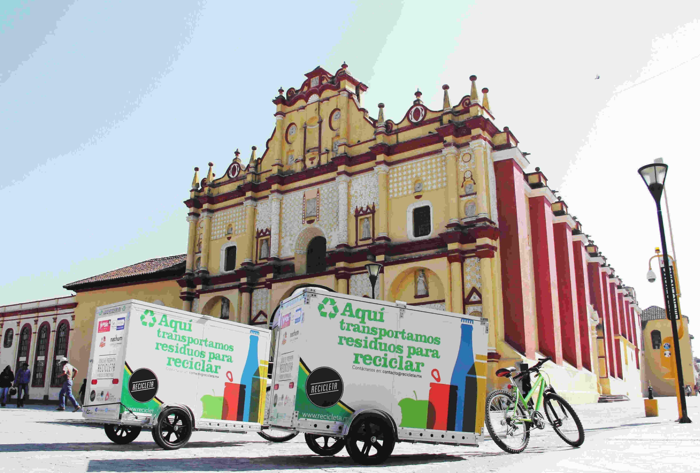 Recicleta, Chiapas