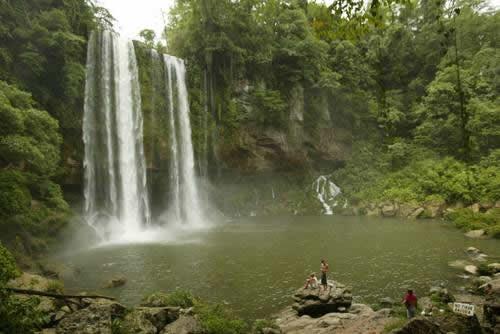 Ruta por Palenque, Chiapas