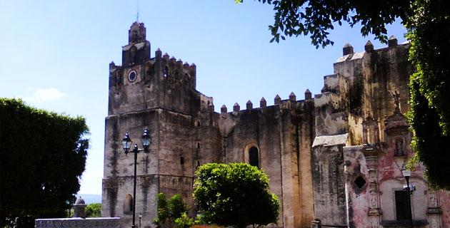 Templo de San Agustín, Estado de México