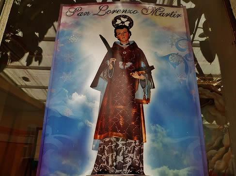 Parroquia de San Lorenzo, Estado de México