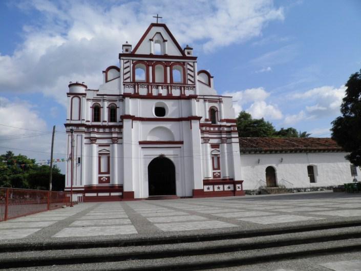 Templo y Ex Convento de Santo Domingo, Chiapas