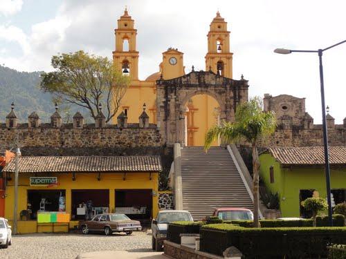 Texcaltitlán, Estado de México