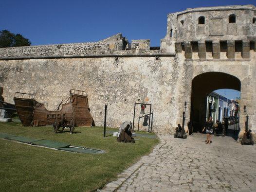 Puerta de Tierra, Campeche - TuriMexico