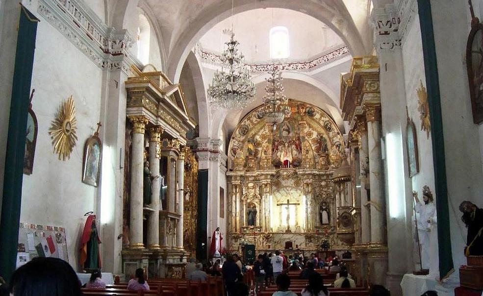 Templo de San Toribio, Estado de México