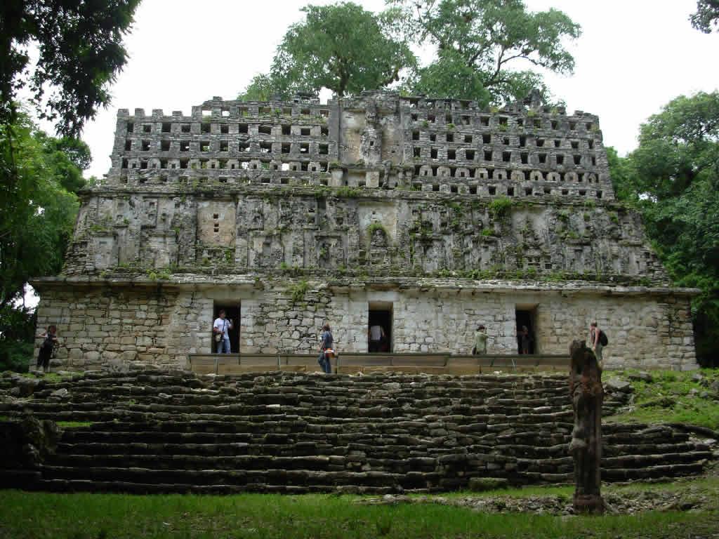 Yaxchilán, Chiapas