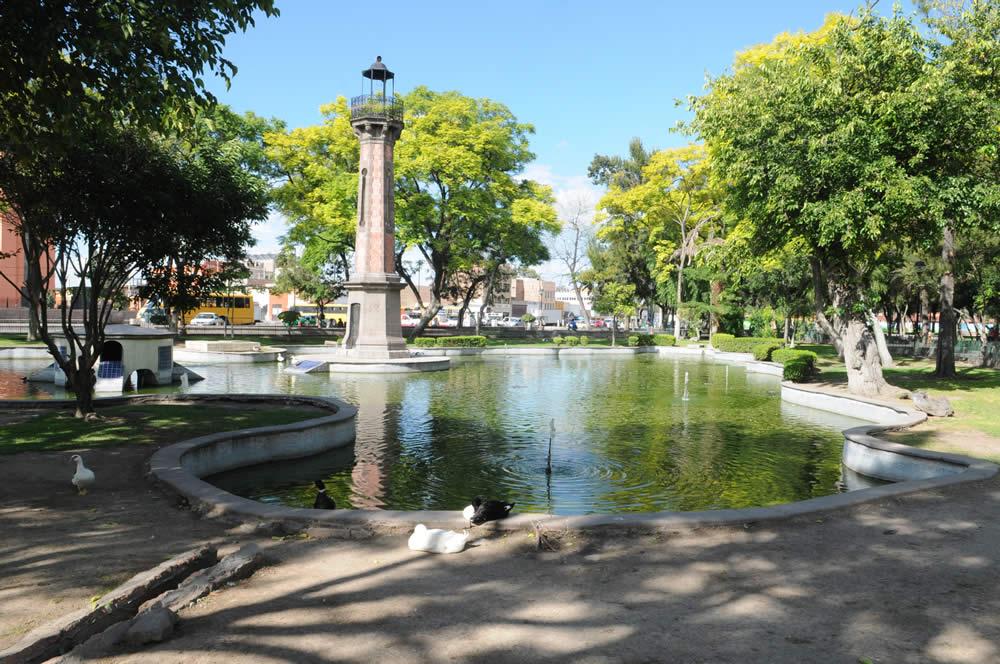 Alameda Juan Sarabia, San Luis Potosí