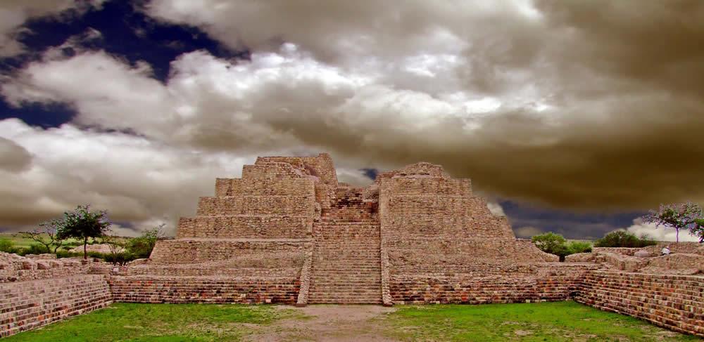 Cañada de la Virgen, Guanajuato